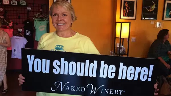 Naked Winery, Hood River, OR