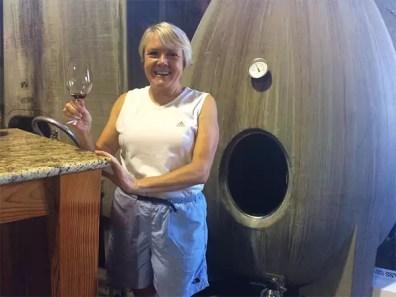 Syncline Winery, Lyle, WA
