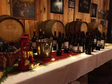 Winemaker Dinner at Plaisance Ranch, Williams, OR