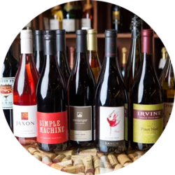 Selection of Southern Oregon Wines