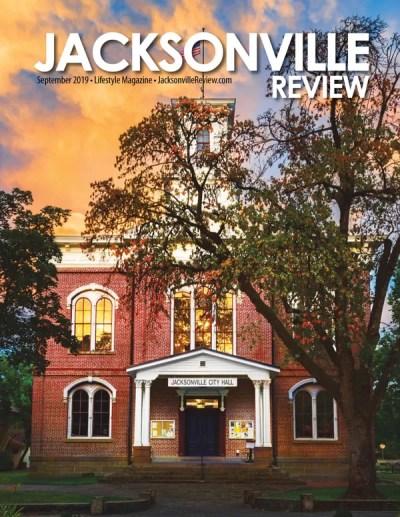 Jacksonville Review September 2019 Cover