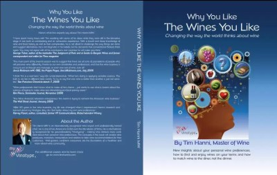 Why You Like the Wines You Like Book Cover