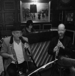 Klarinet Trio