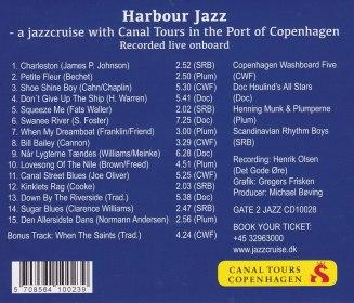 Harbour Jazz - B
