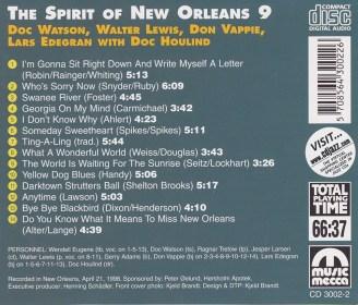 The Spirit of New Orleans 9 - B