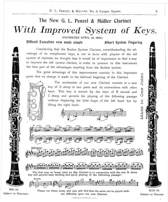Penzel Müller catalogue 1920