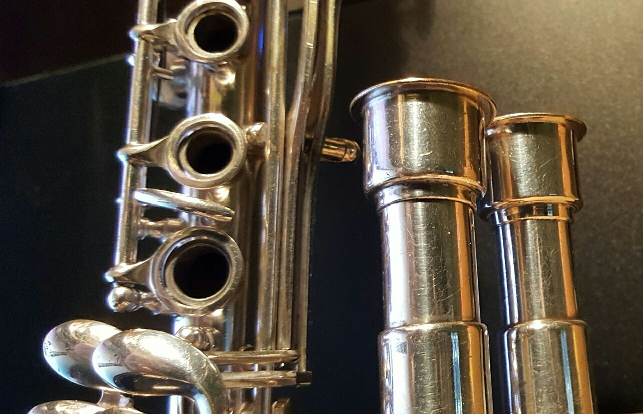Pedler Boehm clarinet