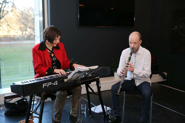 Julefrokost i Long Johns Jazzklub