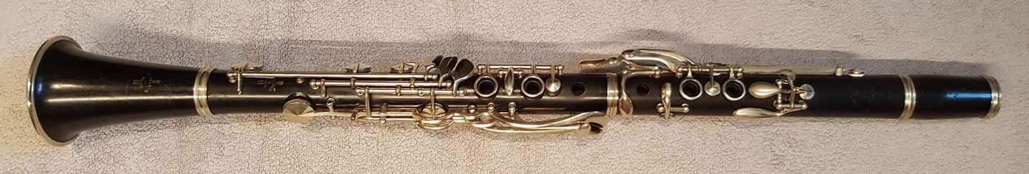 Selmer Albert Clarinet 1924