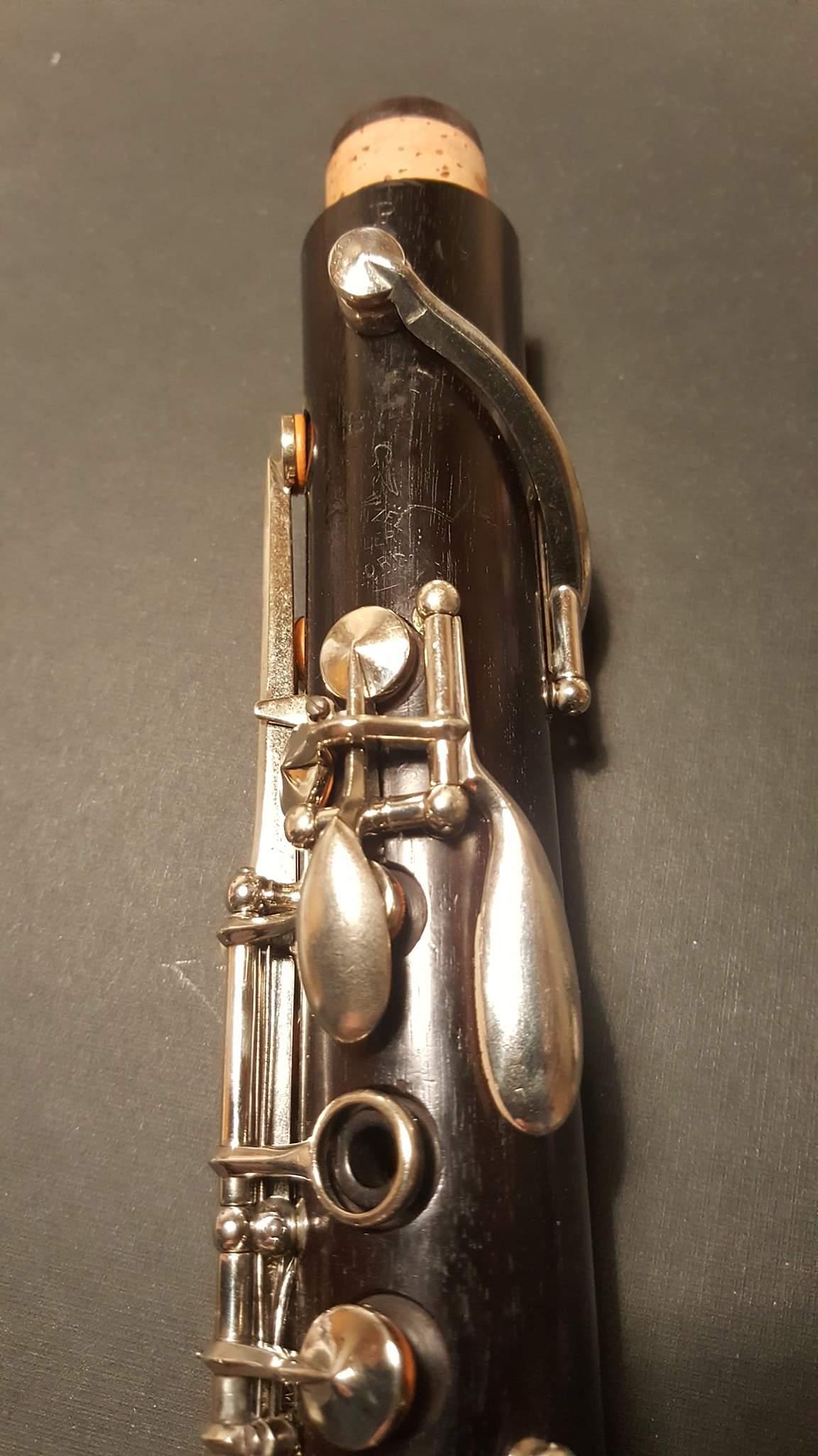 Penzel Mueller swan neck register key