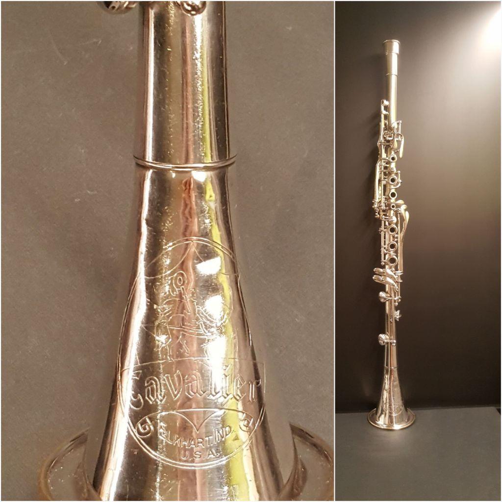 Cavalier Boehm clarinet