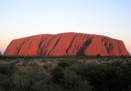 Uluru - Ayers Rock et la traversée du désert