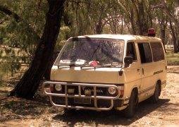 Une histoire d'amour avec un van