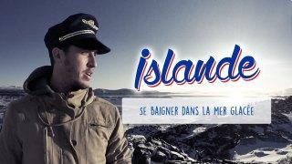 Défi 01 : Islande - se baigner dans la mer à Reykjavik en hiver