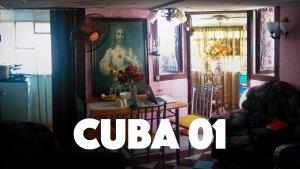 CUBA 01 : ma première nuit en casa particular