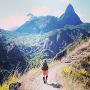 GrR2 La Réunion : de Grand Place au Maïdo (étape 5)