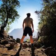GRR2 La Réunion : De Roche Plate à Cilaos (étape 7)