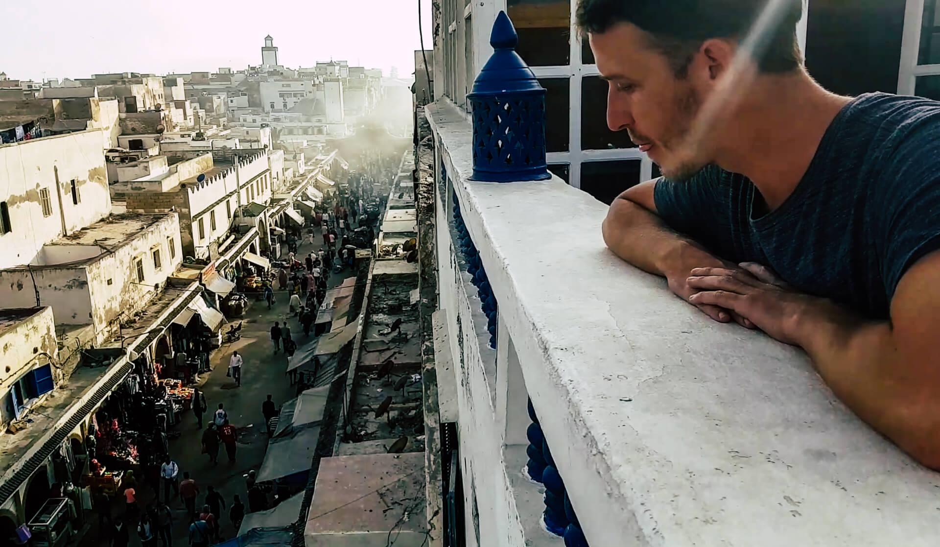 Les ruelles d'Essaouira
