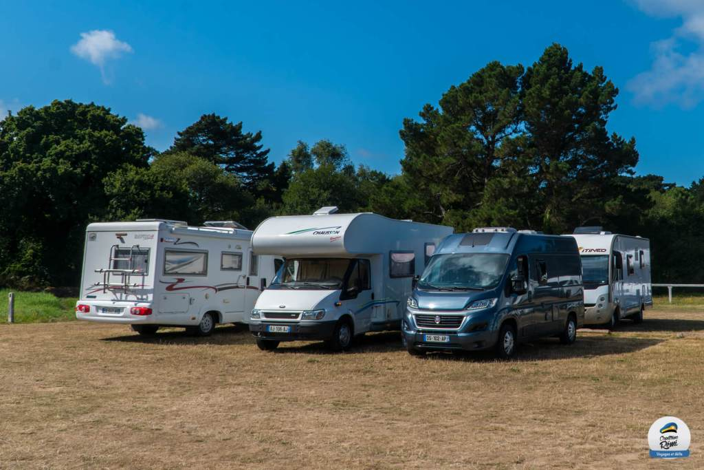 Parking Camping-car et van