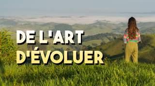 DE L'ART D'EVOLUER