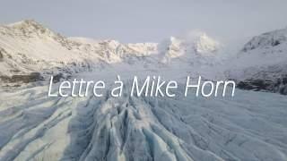 Lettre à Mike Horn