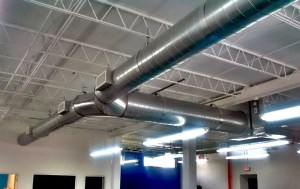 Capital Air Conditioning Spiral Ductwork