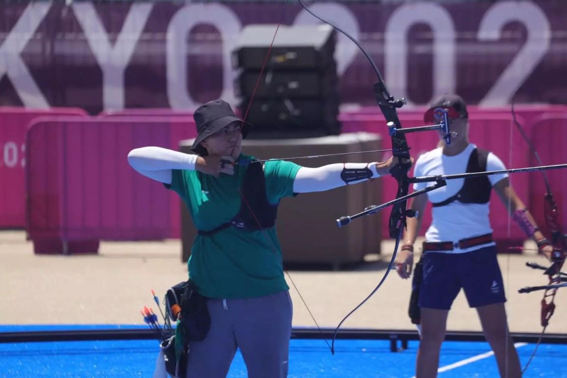 Terminan los Olímpicos para Alejandra Valencia