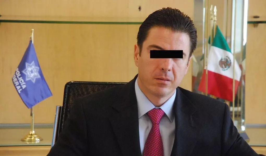 Juez dictó auto de formal prisión contra Cárdenas Palomino