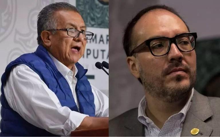 Toledo y Huerta libraron desafuero