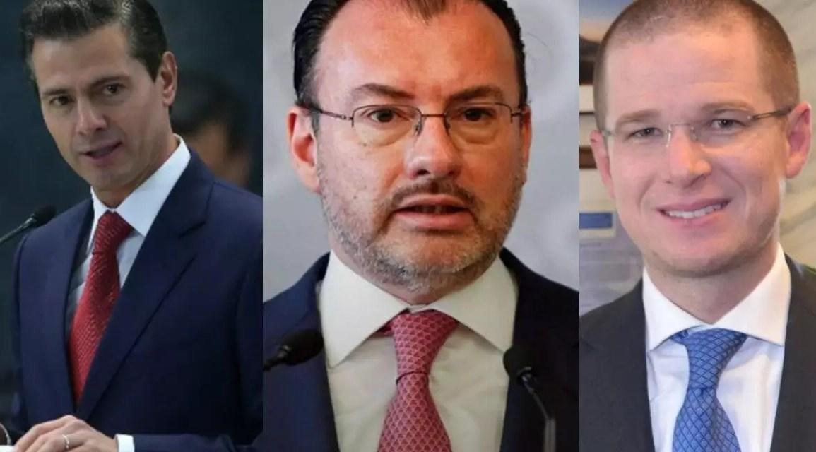 Investigan operadores en sexenio de Enrique Peña Nieto
