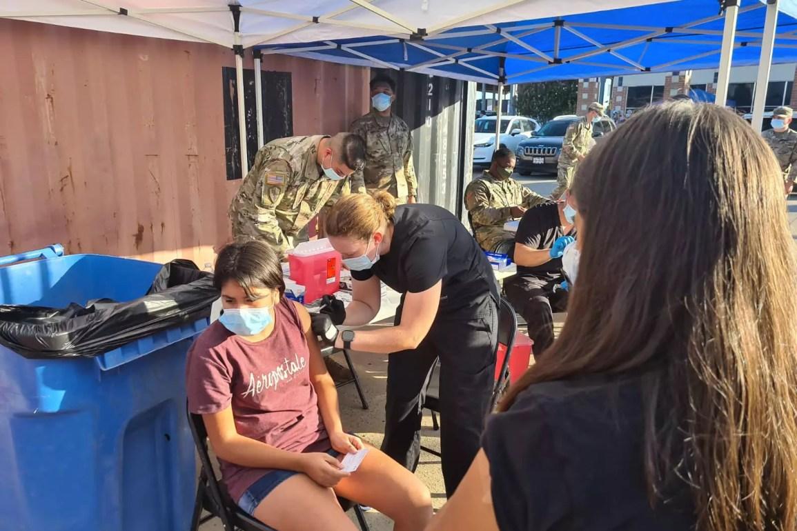 Comienza la vacunación COVID-19 en menores en Coahuila