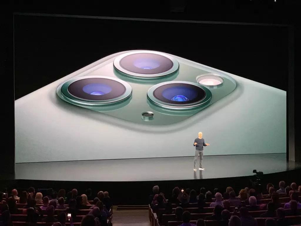 Apple anuncia nuevos productos