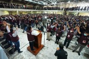 La inversión millonaria de Morena para la revocación de AMLO