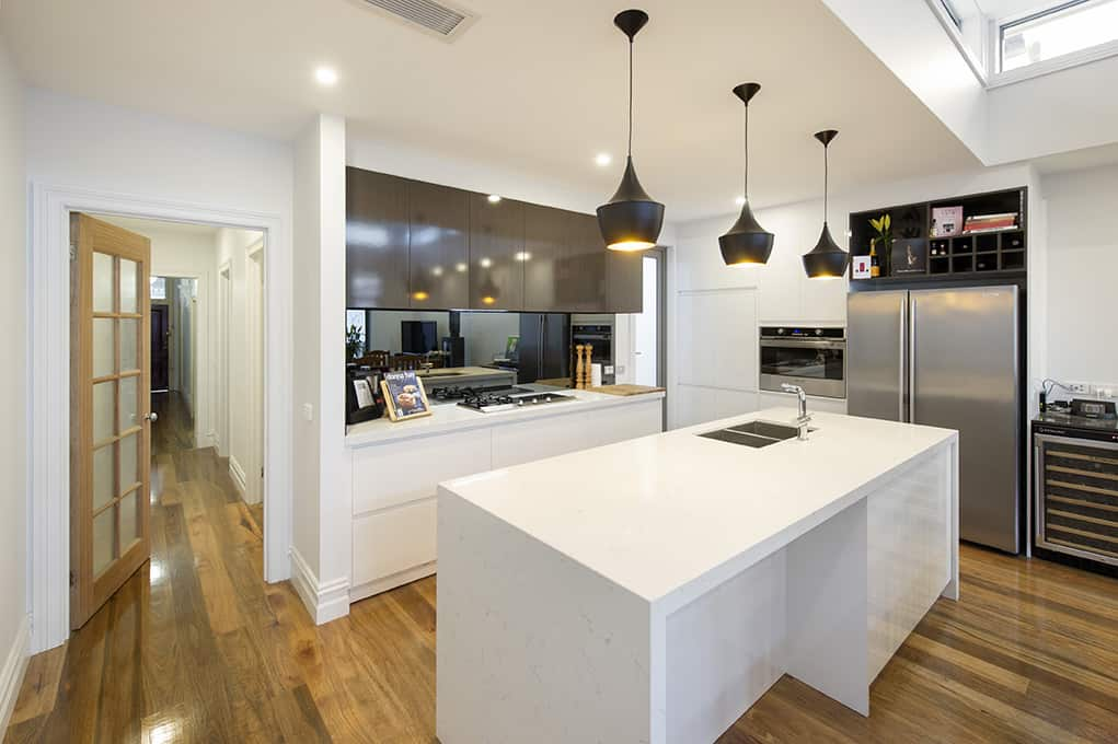 Fitzroy Kitchen Builder Melbourne
