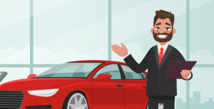 Is your real estate brokerage selling cars?