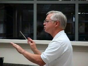 Gary Coates, Director 1996-2012