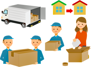 full moving service NYC includes a lot of things