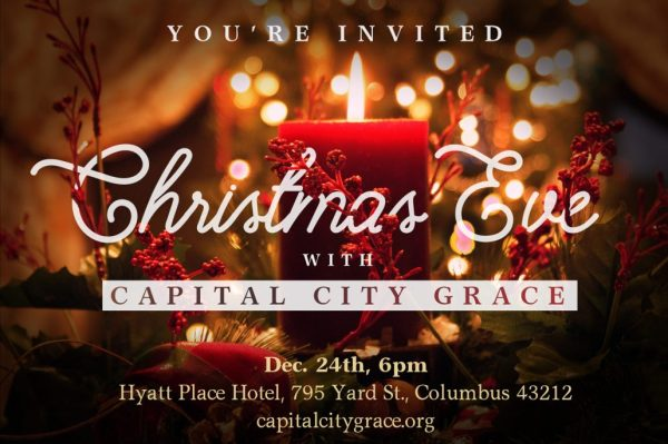 JOIN US AT OUR CHRISTMAS EVE SERVICE | Capital City Grace ...