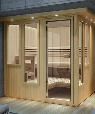 Designer Series - Mystique Sauna