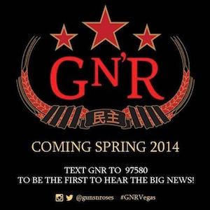 GNR Las Vegas