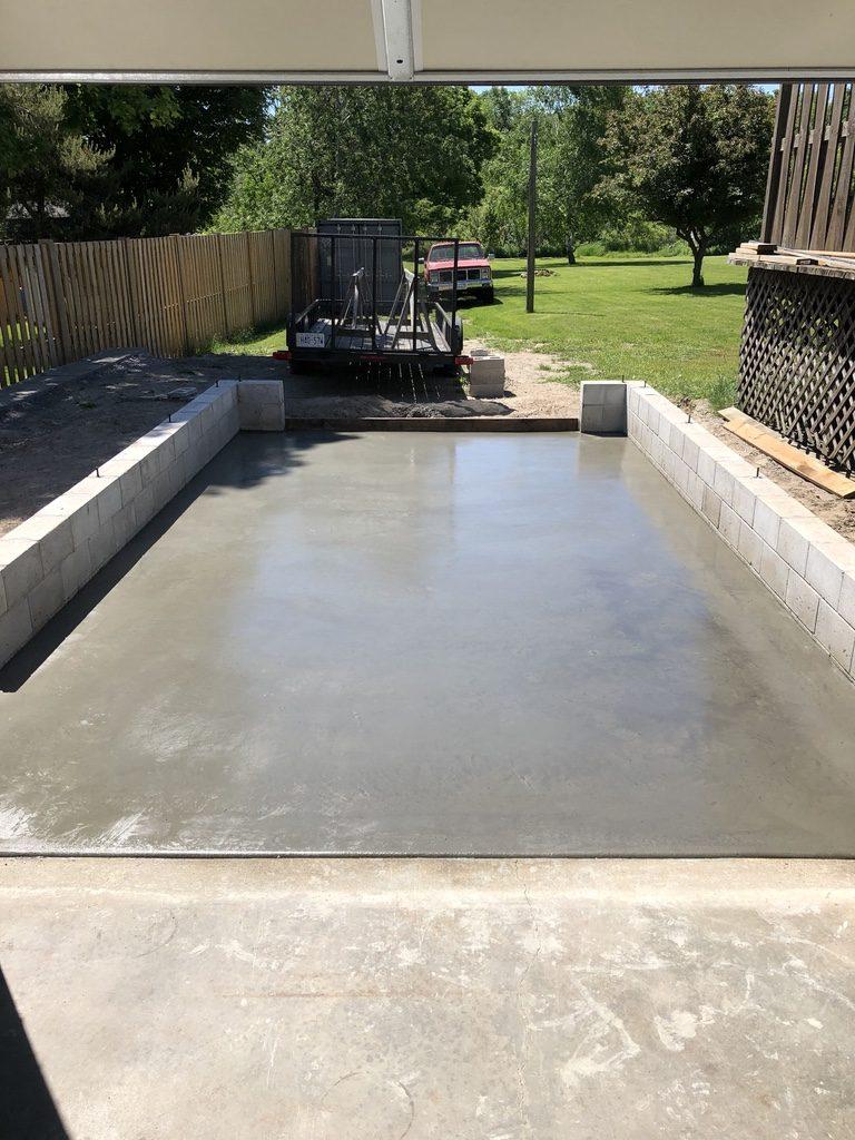 capital concrete finishing