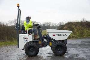 Terex Site Dumper