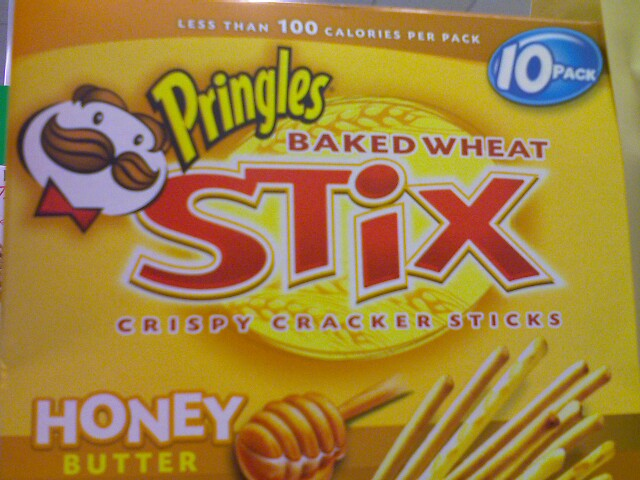Pringles STiX