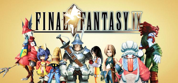 Final Fantasy IX ya está disponible para Nintendo Switch