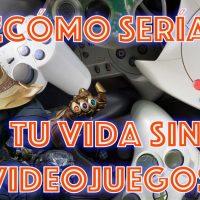 ¿Cómo sería tu vida sin videojuegos?