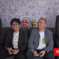 Miembros de Nintendo muestran sus habilidades en Super Mario Maker 2