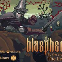 Mira la primera hora de gameplay de Blasphemous