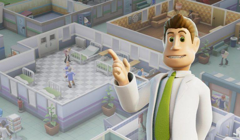 Two Point Hospital llegará a consolas este año