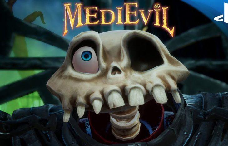 MediEvil Remake ya es fase Gold