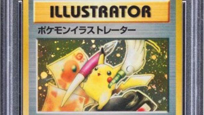 Tarjeta de Pokémon es vendida en más de 3.5 millones de pesos